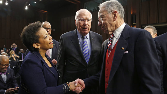 GOP stall tactics hold up Obama's AG pick & 150 other nominees