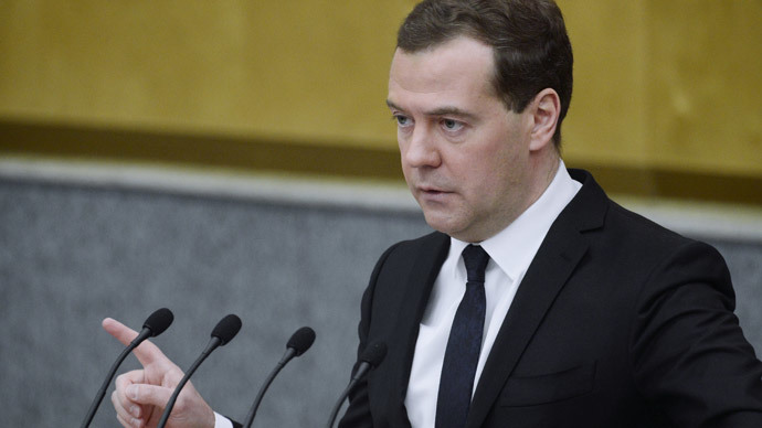 Russia faces toughest economic challenges in modern history – Medvedev