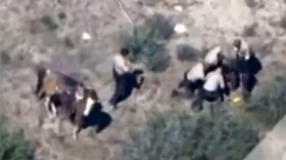California man who fled on horseback charged after getting $650k settlement for beating by sheriffs