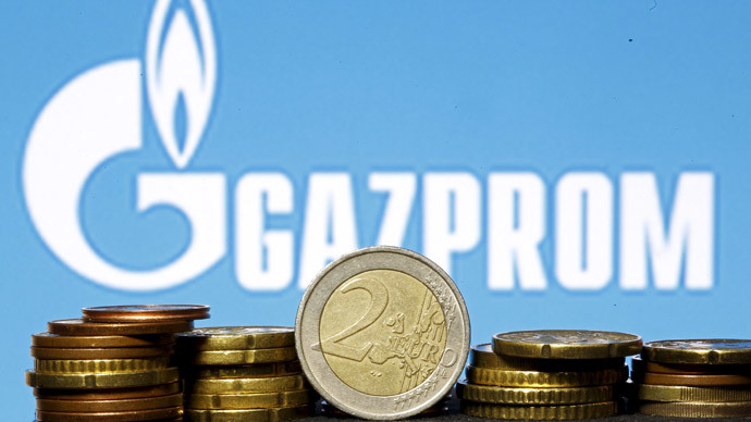 EU charges Gazprom with 'abusing' market position in Central & Eastern Europe