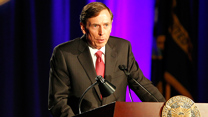 Gen. Petraeus gets 2 years of probation for revealing state secrets to his mistress