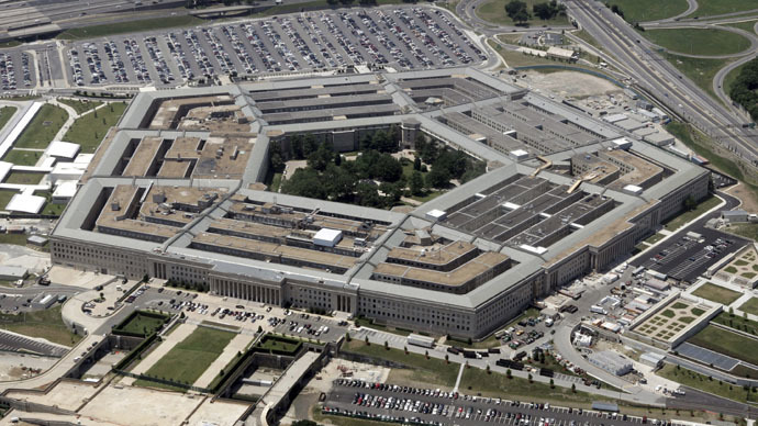 An aerial view of the Pentagon building in Washington (Reuters / Jason Reed)