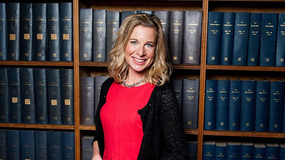 Katie Hopkins (Image from facebook.com/pages/Katie-Hopkins)
