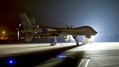 MQ-9 Reaper. (Flickr/U.S. Air Force photo by Staff Sgt. John Bainter/Released)