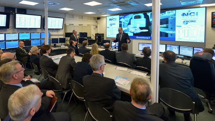 North Atlantic Council visits NATO cyber security centre (image from flickr NATO North Atlantic Treaty Organization)