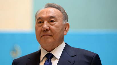 Kazakhstan strongman leader re-elected with 97.7% amid record voter turnout