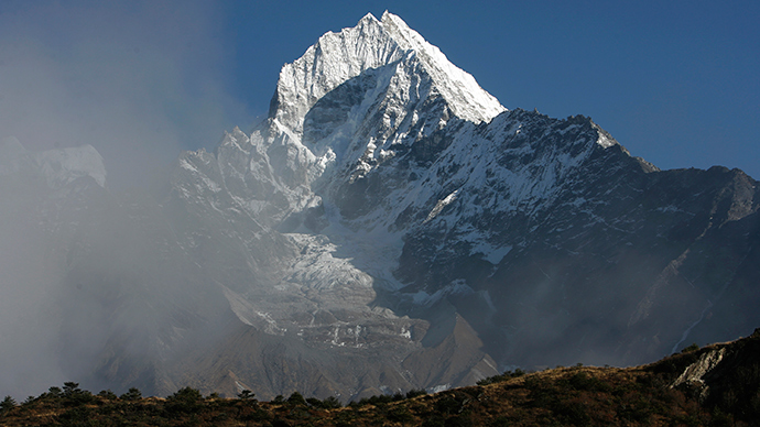 Mount Everest area in Nepal (Reuters / Gopal Chitrakar)