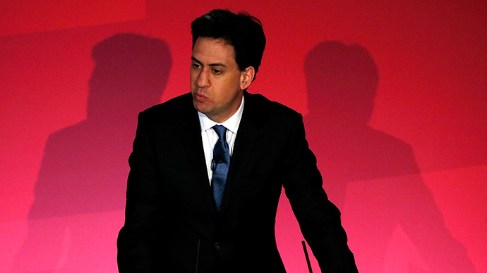 Tory candidate suspended for Miliband Jewish slur