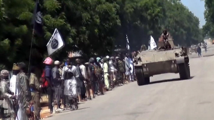Jihadi groups unite: Boko Haram changes name to Islamic State's West African Province
