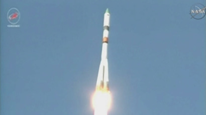Russian Progress spacecraft flies too high, docking delayed