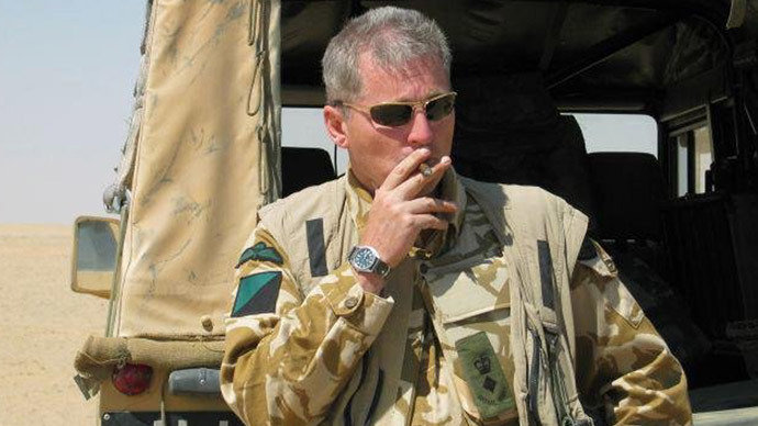 ​Iraq War commander's security firm probed over alleged $135mn fraud