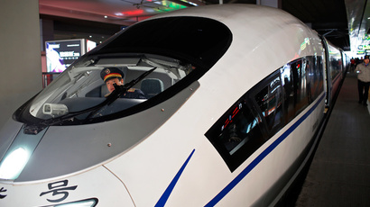 Chinese rail giant inks $5.5bn in Africa deals – state media