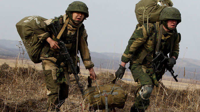 Iron Man mass-production? Russian army may get combat exoskeletons by 2020