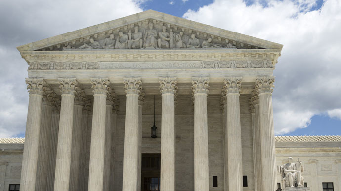 'Not politicians:' Supreme Court upholds ban on judges seeking campaign contributions