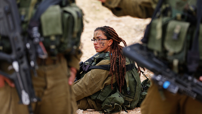 Israeli army sex crimes: Social media blamed for dramatic rise