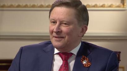 Sergey Ivanov (RT screenshot)