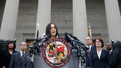 Grand jury indicts all 6 officers charged in Freddie Gray case