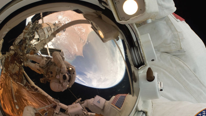 ​Spaced out: Cosmic rays could cause brain damage to Mars astronauts