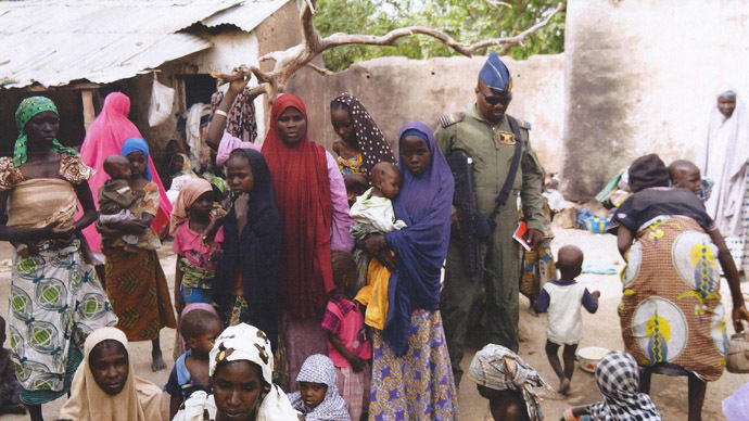 ​Another 234 women & children rescued from Boko Haram – Nigeria military