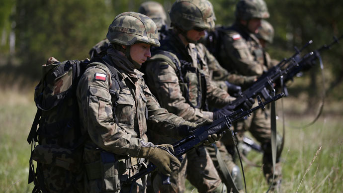 Poland approves joint force with Ukraine & Lithuania, calls on EU to spend more on defense