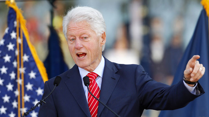 Bill Clinton defends foundation donations amid accusations of more lavish gifts