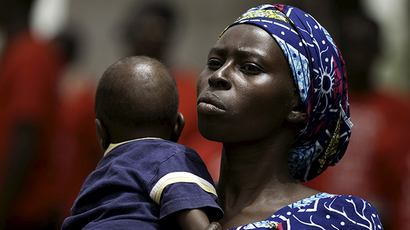 Over 200 Nigerian women rescued from Boko Haram are pregnant – UN