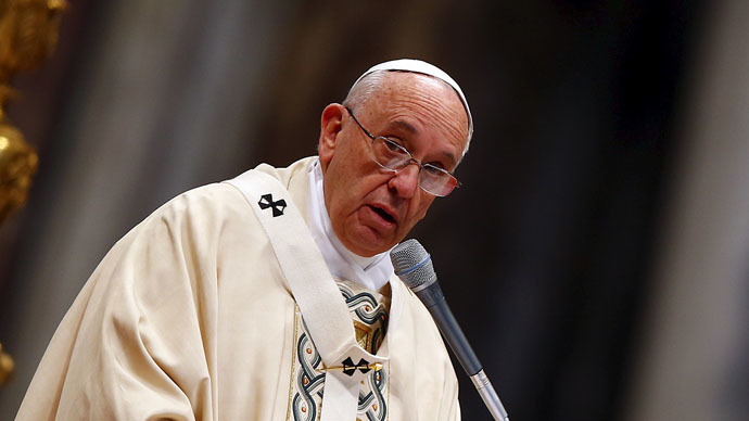 1 in 3 Catholics would go green if Pope said so – survey