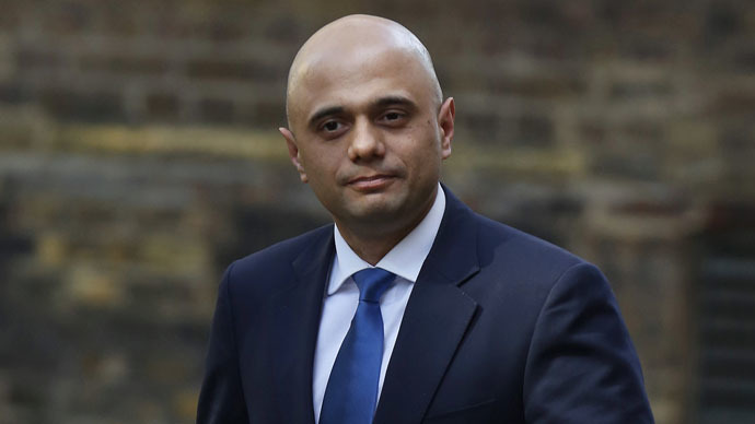 Culture Secretary attacked over detention of asylum seekers