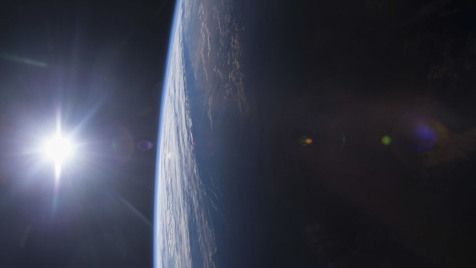 Mysterious 'X-Files' noises captured 22 miles above Earth's surface