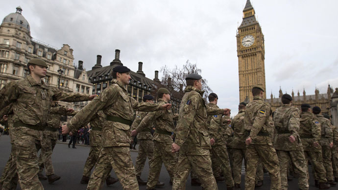 ​EU army may be 'done deal' that will 'destroy UK security' – UKIP MEP