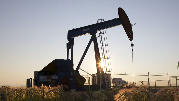 Brent oil price hits five-month record, highest in 2015