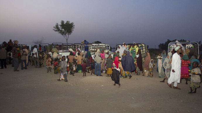 Record 38mn people internally displaced worldwide in 2014 - report