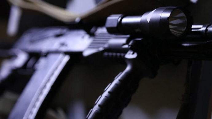 Photo provided by the Kalashnikov Concern press-service