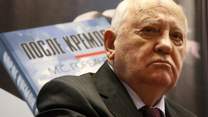Booze booboo: Gorbachev admits USSR mid-80s anti-alcohol campaign 'too hasty'