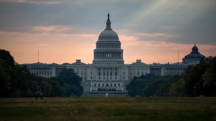 The US Capitol building (Reuters / James Lawler Duggan)