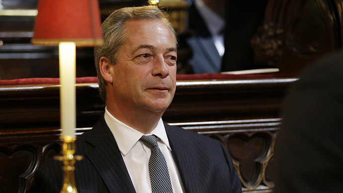 Nigel Farage withdraws resignation as UKIP leader
