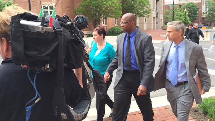 CIA leaker Jeffrey Sterling sentenced to 3.5 years in prison for Espionage Act violations