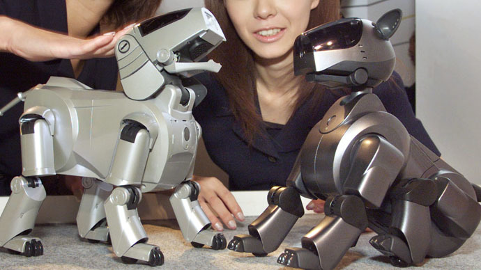 Domestic pets to be replaced by robotic imposters by 2025?