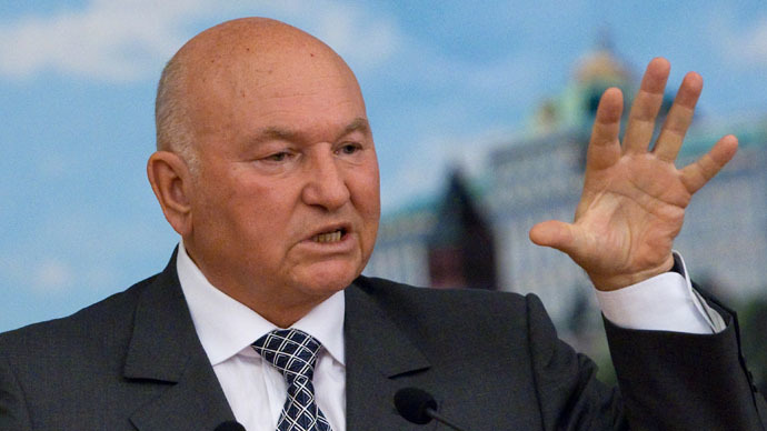 'Non-viable, anti-people': Former Moscow mayor slams wholesaler-oriented economy