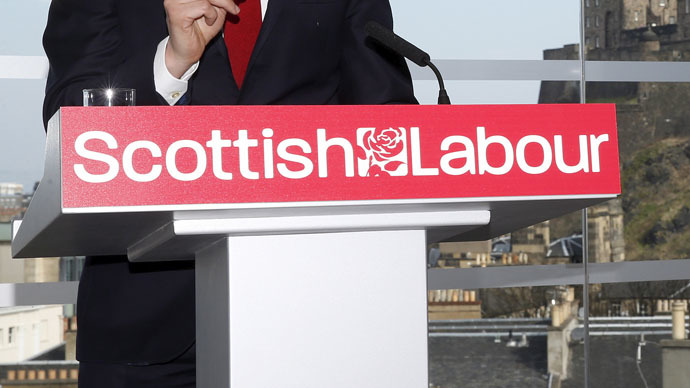 ​Reviving Tony Blair's New Labour 'would go down like a bucket of vomit' in Scotland – MSP