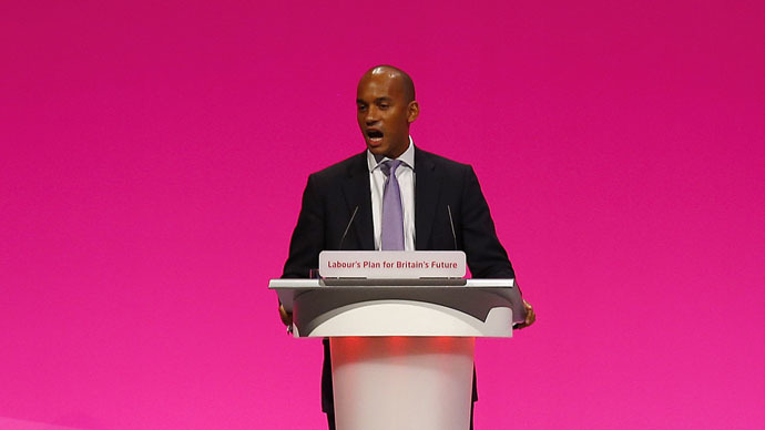 British Labour politician  Chuka Umunna (Reuters/Darren Staples)