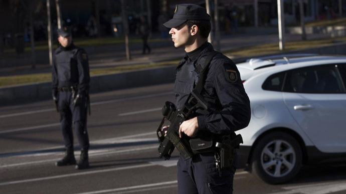 2yo child released, ending Spanish crèche hostage crisis