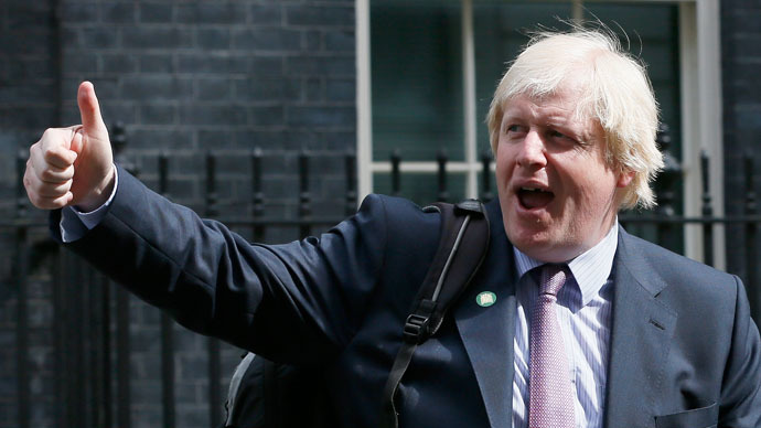 Boris Johnson compares his £67k cabinet post to a zero-hours contract