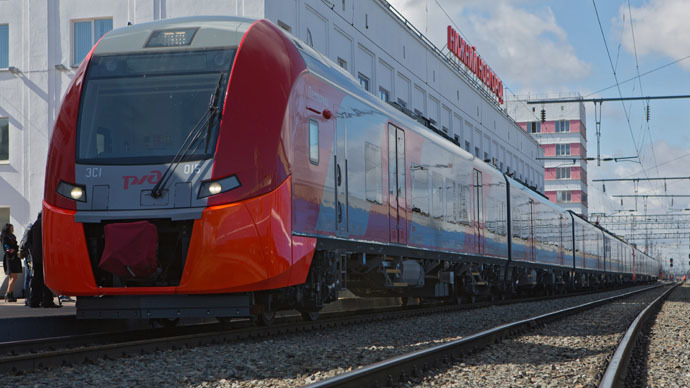 Chinese company wins $390mn contract to develop Russian high-speed railway