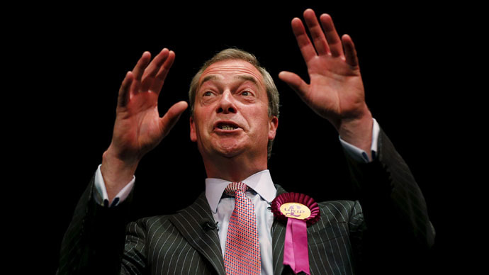 ​Election fraud allegations probed in Nigel Farage's South Thanet campaign