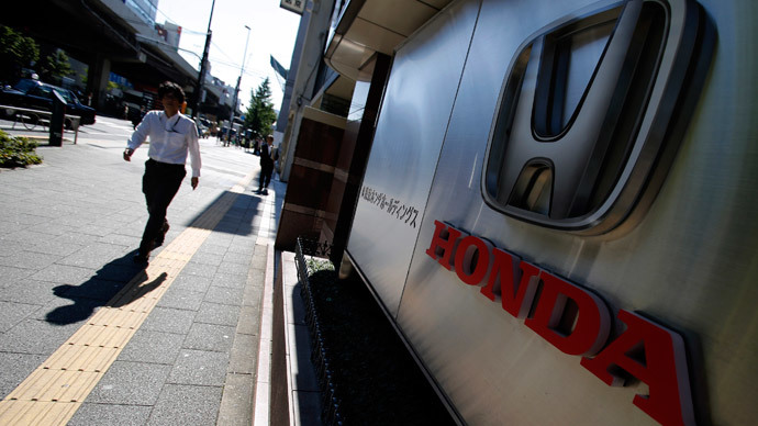 Honda recalls further 4.9mn vehicles with Takata airbags as safety crisis grows