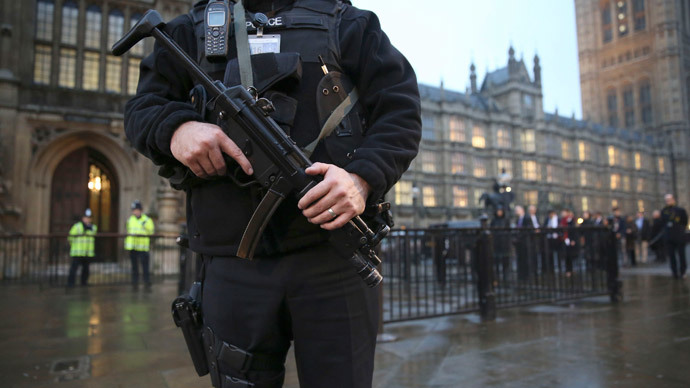 Britain's terror threat greater due to 'lack of trust' among EU allies – study
