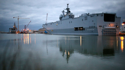 ​Mistral dead end: Sources say French offer 'totally impracticable,' no progress in Moscow talks