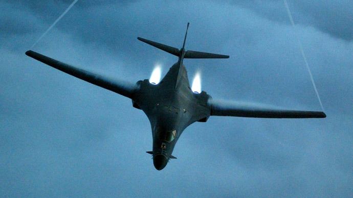 US official 'misspoke' about sending B-1 bombers to Australia amid S. China Sea dispute