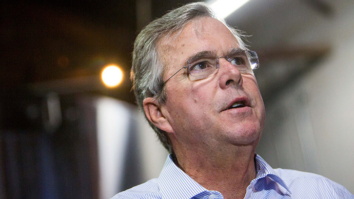 Former Florida Governor Jeb Bush. (Reuters/Deanna Dent)